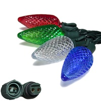Commercial Prelamped C9 LED Light Strings