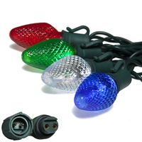 Commercial Prelamped C7 LED Light Strings