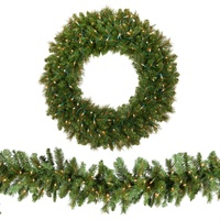 Christmas Wreath Garland