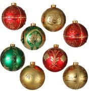 Christmas ornament packs