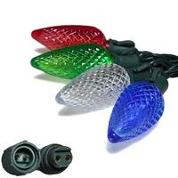 Commercial Prelamped C9 LED Light Strings