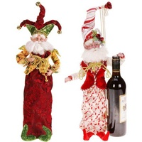 Wine Bottle Covers and Holders