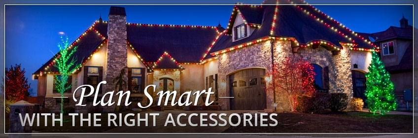 christmas light accessories
