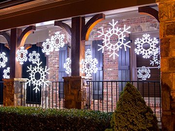 Christmas Snowflakes & Stars