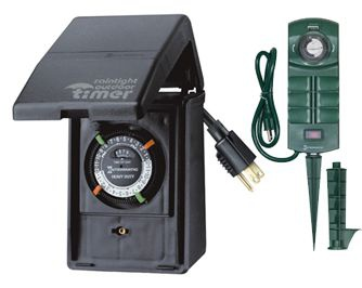 Christmas Light Timers & Controllers
