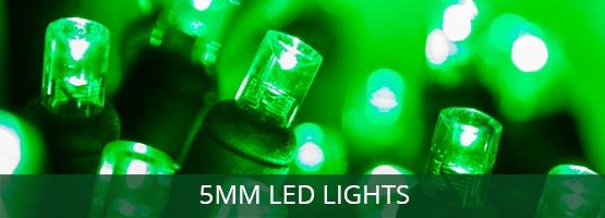 5mm led Christmas lights