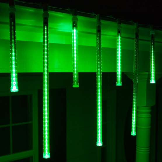grand cascade led light tubes