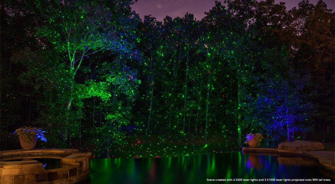 Absolutely Incredible Light Displays up to 300 ft