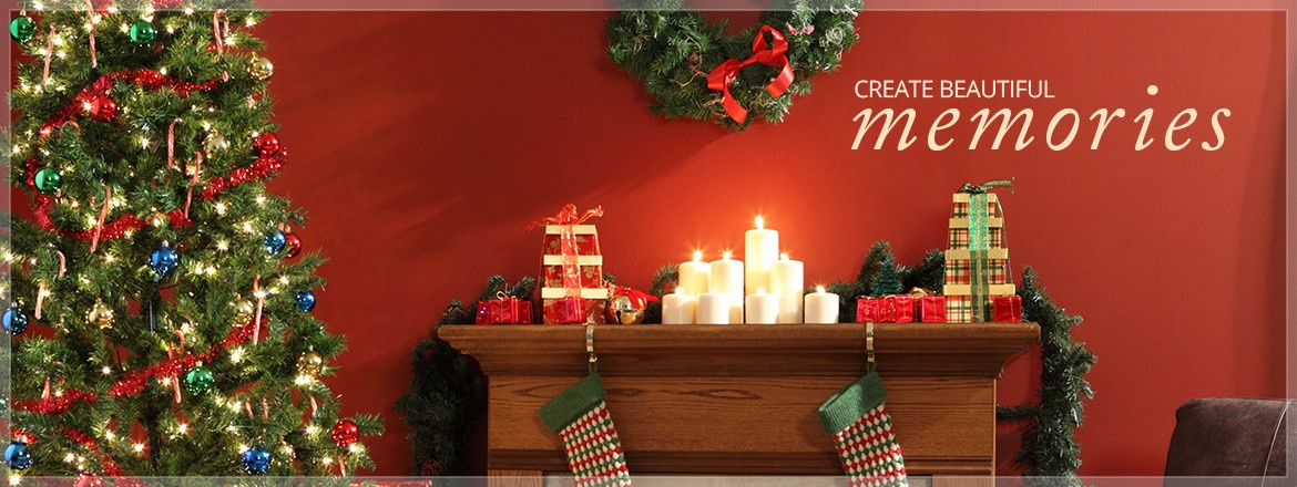 Create Beautiful Christmas Memories
