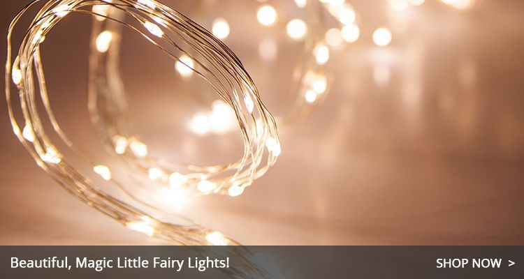 fairy christmas lights