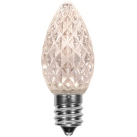 warm white led c7 christmas light bulb