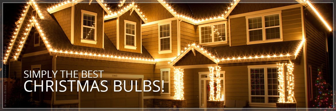 C7/C9 Christmas Replacement Bulbs