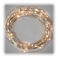 Warm White LED Fairy Lights