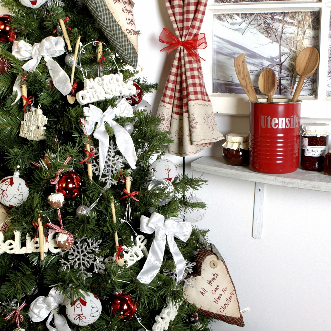 Festive Christmas Tree Ideas