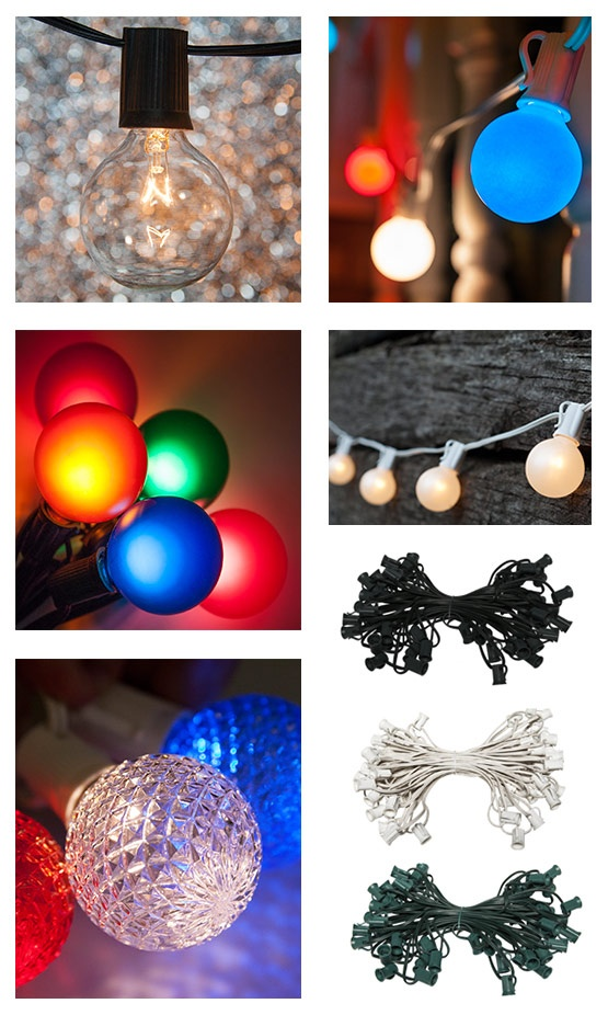 Globe Lights Finishes and Color Options