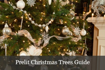 Prelit Christmas Tree Guide and Ideas for Decorating Your Home During The Holidays
