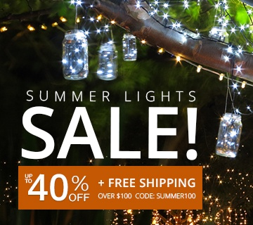 Summer Lights Sale!