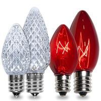 C7 & C9 Christmas Light Bulbs
