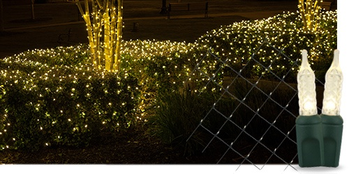 Net Lights For Christmas