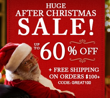 After Christmas Sale!