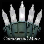 Commercial Grade Christmas Mini Lights - Whether you are looking for standard or commercial grade mini lite sets, we have one of the largest selections on the internet.
