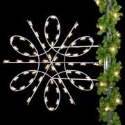 Christmas pole mounts