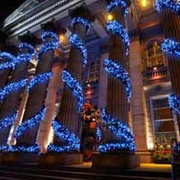 Commercial xmas Lights