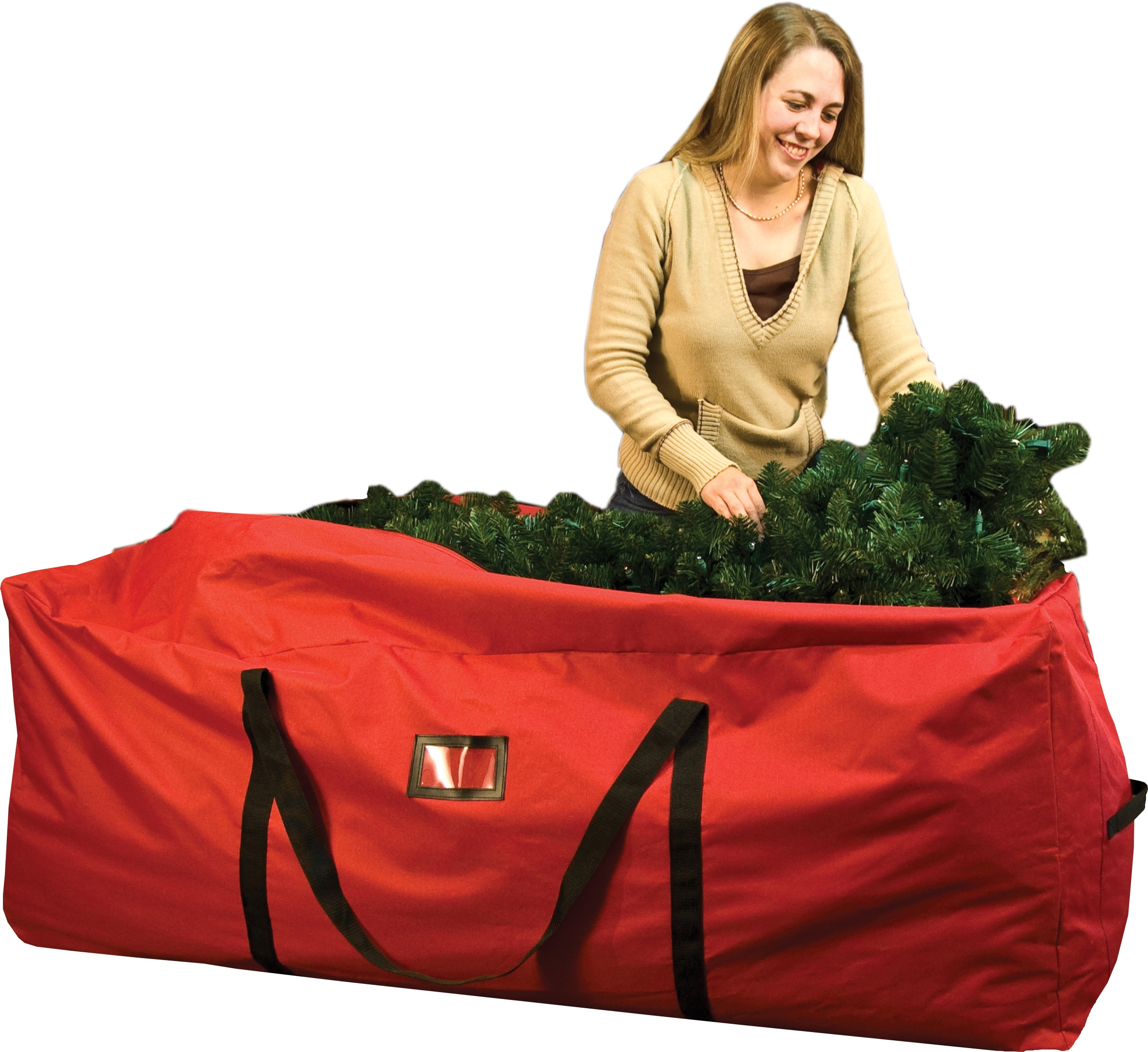 christmas tree storage bags christmas tree storage bag for 6 9 39 trees. Black Bedroom Furniture Sets. Home Design Ideas