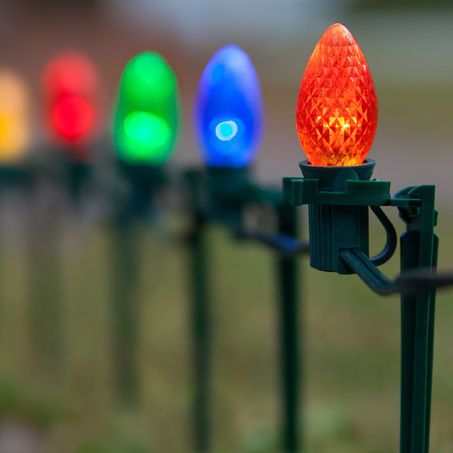 Energy Efficient Christmas Lights