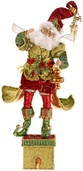 Fairy with Ornament Stocking Holder