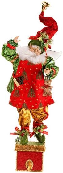 Fairy with Teddy Bear Stocking Holder