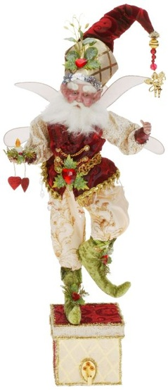 Romantic Fairy Stocking Holder
