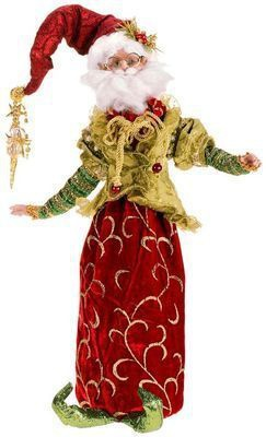 Ornament Fairy Wine Bottle Cover