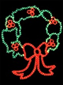 "44"" Large Christmas Wreath"