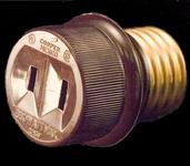 Single Outlet Light Socket Converter Tap