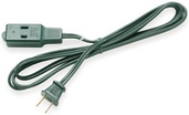 6' Household Green Extension Cord