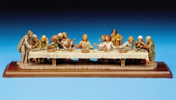 "5"" Collection-The Last Supper"