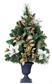 3' Canterbury Battery Operated Table Top Potted Tree