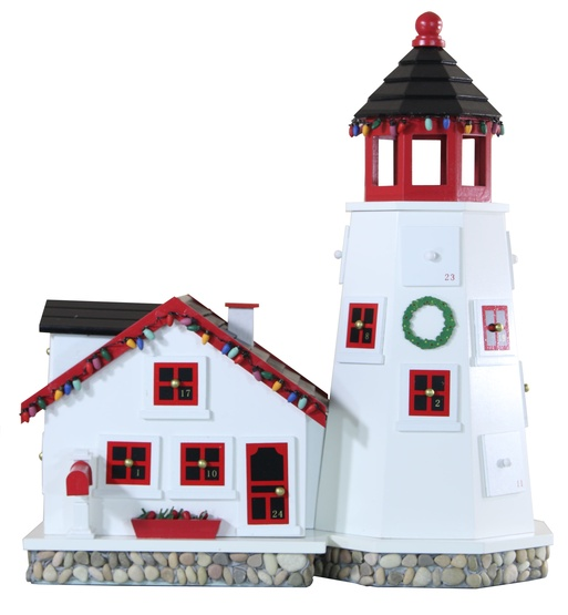 Light House Advent Calendar
