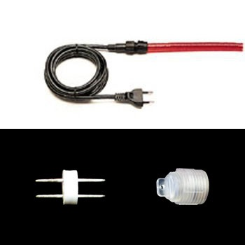 "2-Wire Accessory Pack for 1/2"" Rope Light, 3-Pack"