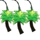 10 Light Palm Tree Novelty Light Set