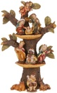 "12"" Baby Christmas Nativity Tree"