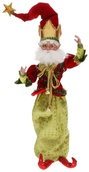 "16"" Christmas Wishes Fairy Wine Bottle Cover"