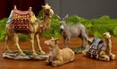 Real Life Deluxe Nativity Animals