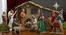 "12.75"" Christmas Nativity, 11 Piece Set"