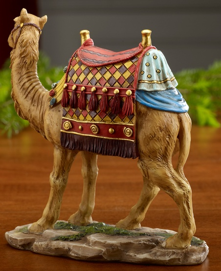 Tabletop Christmas Nativity Animals