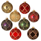 Multicolor Ball Christmas Ornament