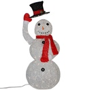 "40"" 70 Light Animated Snowman Decoration"