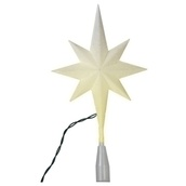 "11"" LED Bethlehem Star Tree Topper"
