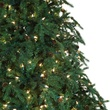 7.5' Full Pre-Lit Hunter Fir Tree, 850 Warm White LED Lights